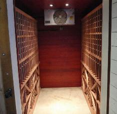 West Kelowna Wine Cellar - After